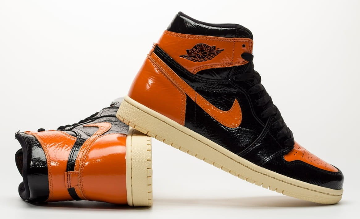Air Jordan 1 Shattered Backboard 3.0 Pair