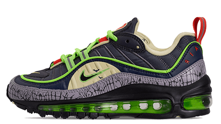 Best sneakers Halloween 2019 - Nike Air Max 98