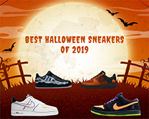 Best sneakers Halloween 2019