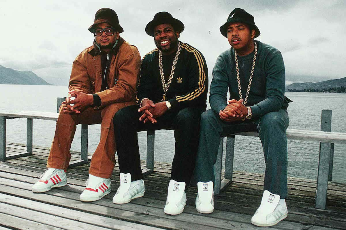 Collaborations - Adidas RUN DMC