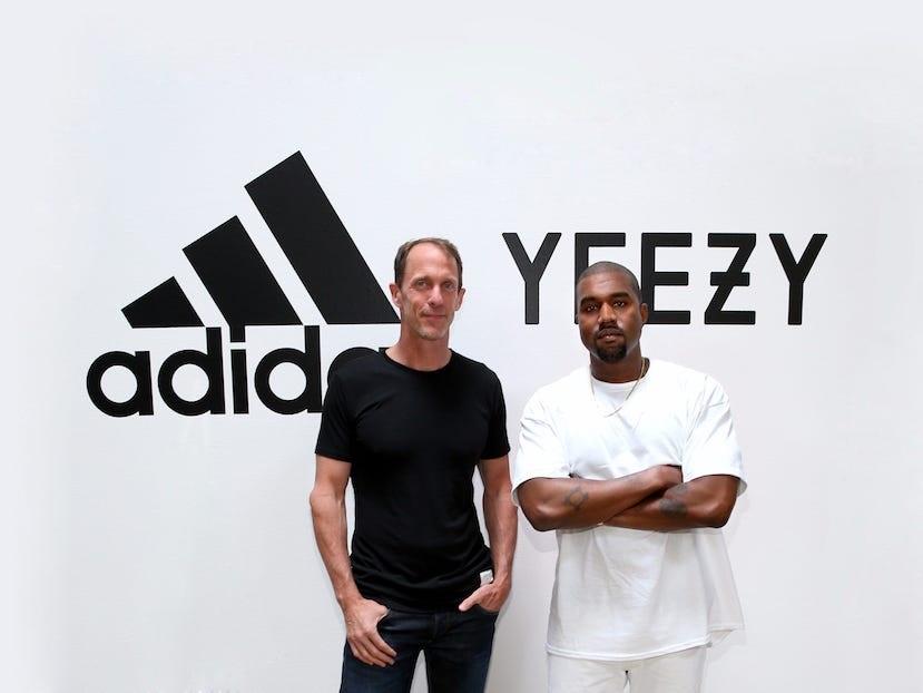 Collaborations - Kanye West Adidas Yeezy