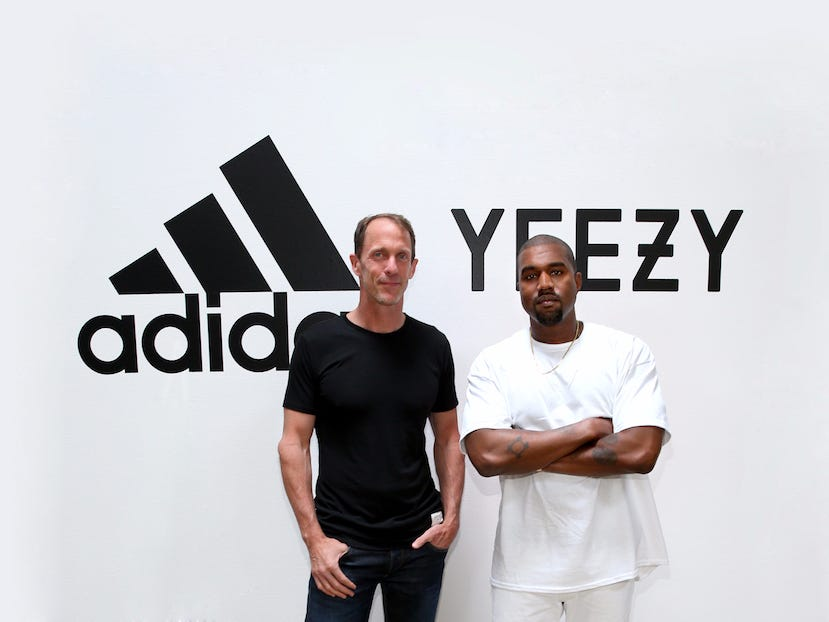 Collaborations - Kanye West Adidas
