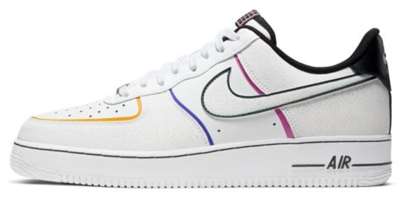 Halloween 2019 Best Sneakers - AF1 Day of the Dead