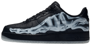 Halloween 2019 best sneakers - Nike AF1 Skeleton