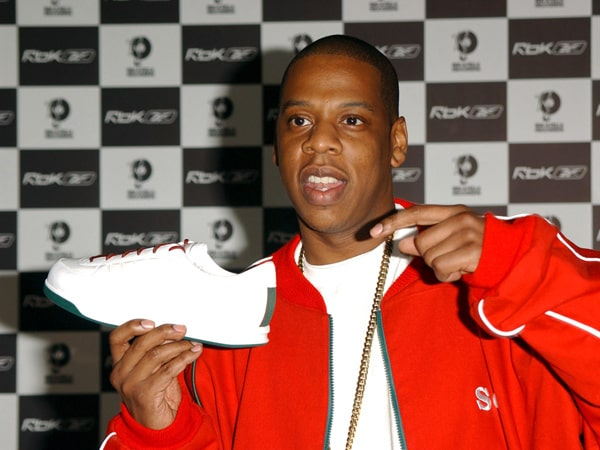 Reebok Jay Z collab