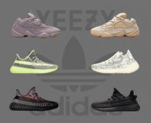 Yeezy Releases 2019