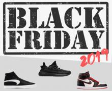 Black Friday 2019 - Yeezy Boost Jordan Nike