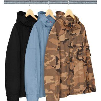 Cotton Field Jacket Supreme Nike