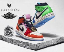 Melody Ehsani Air Jordan 1 Mid