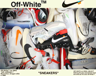 Nike x Off White Sneaker Releases