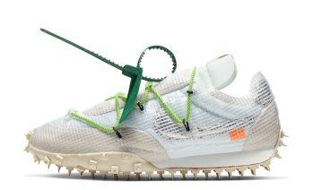 Off White x Nike Waffle Racer White