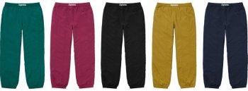 Paneled Warm up pant - Supreme Nike week 11