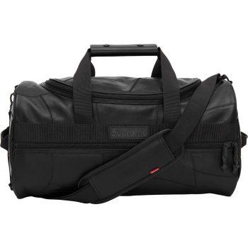 Patchwork Leather Duffle Bag Supreme Nike week 11