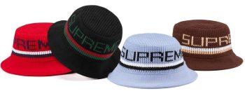 knit logo crusher - Supreme Nike week 11
