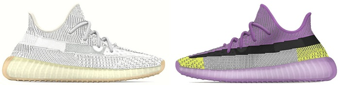 Yeezy yeshaya before after