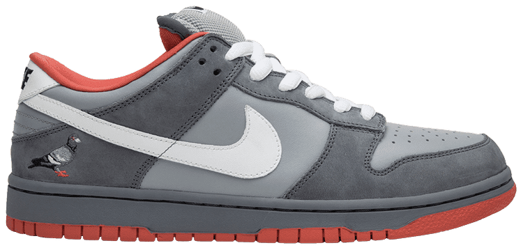 sneaker violence nike sb dunks pigeon