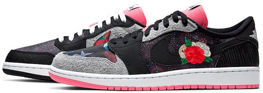 Air Jordan 1 low -- Chinese new year