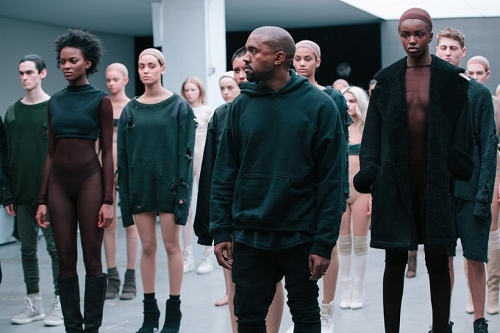 Kanye West fashion influence