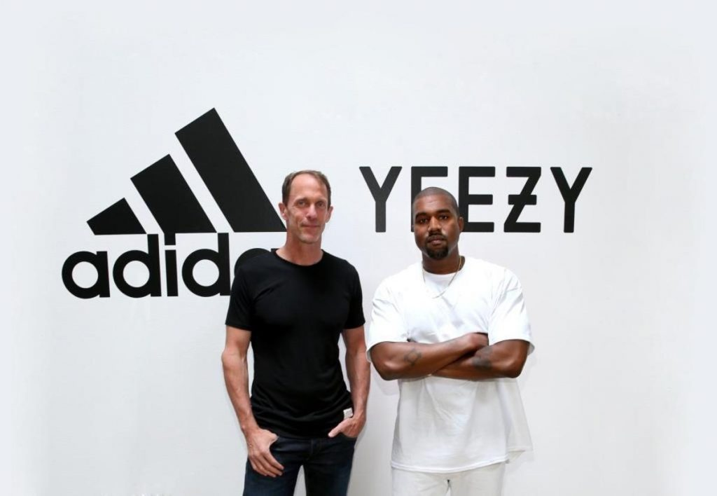 Kanye West fashion influence adidas