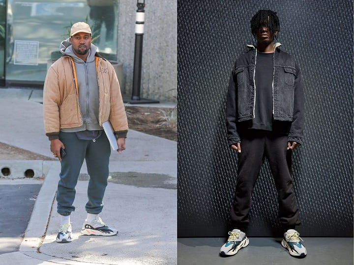 Kanye West fashion influence yeezy