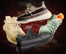 New Yeezy 350 Colorways