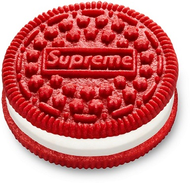 SS20 Supreme Accessories - Oreo