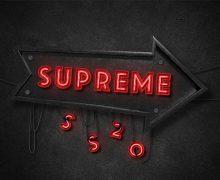 Supreme Lookbook SS20
