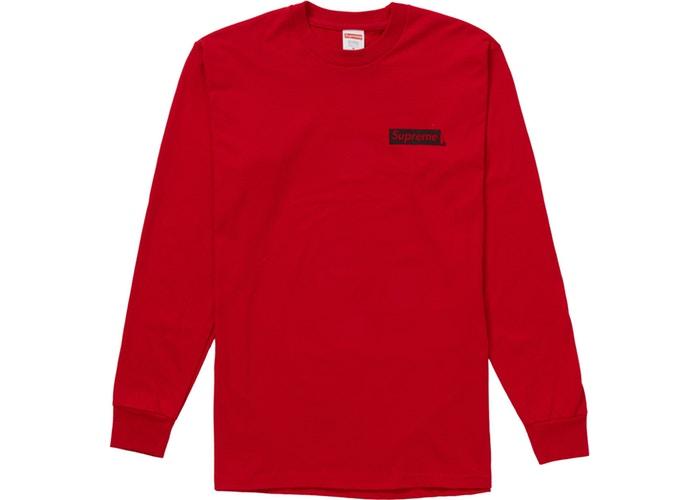 Supreme droplist week 1 psycho shirt - tupac shirt