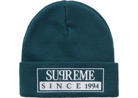 Supreme droplist week 1 beanie - tupac shirt
