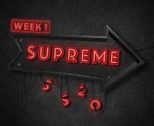 Supreme droplist week 1 tupac shirt