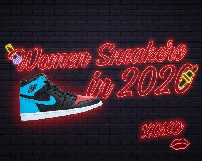 Women Sneakers 2020