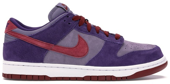 Women Sneakers 2020 - Nike SB Dunk Plum