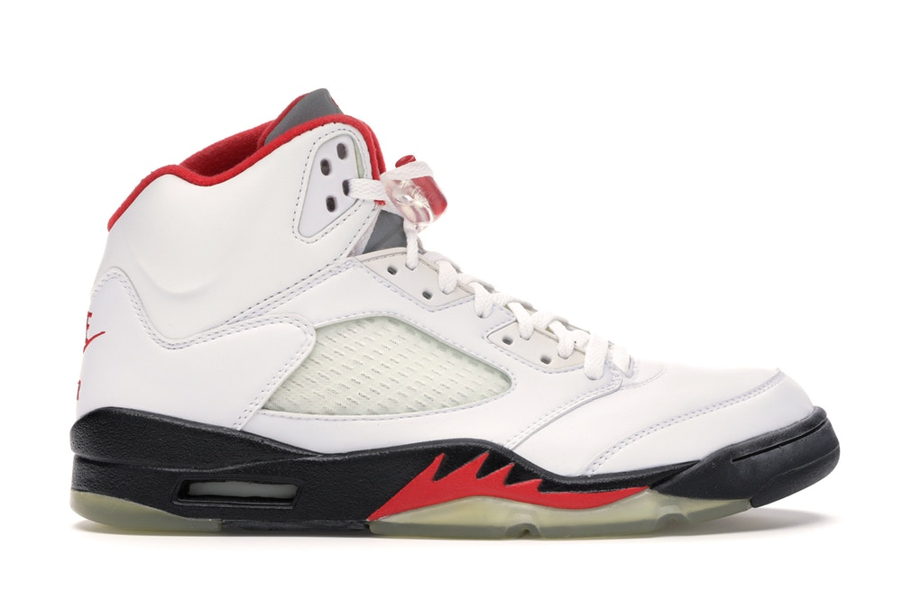 Air Jordan 5 Fire Red 2000