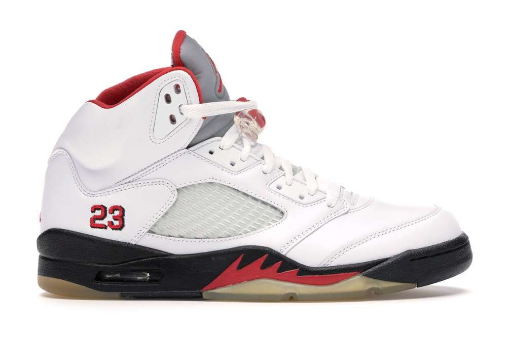 Air Jordan 5 Fire Red 2008
