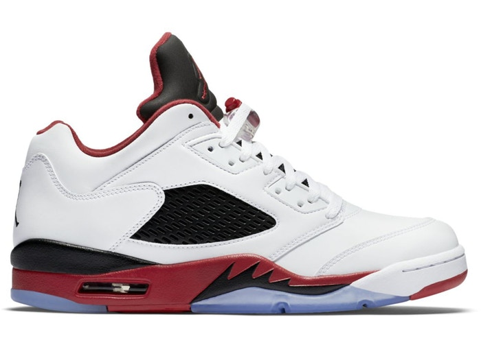 Air Jordan 5 Fire Red 2016