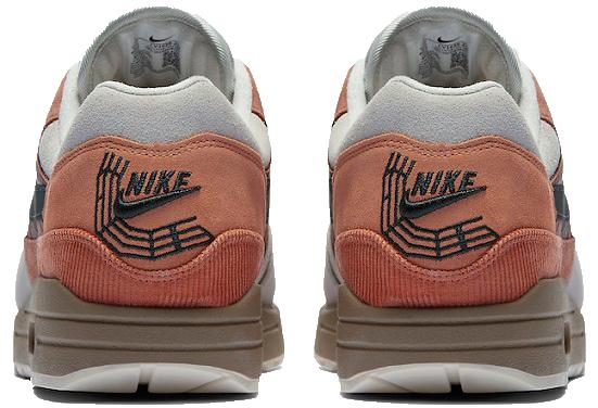 Nike Air Max 1 Amsterdam Back