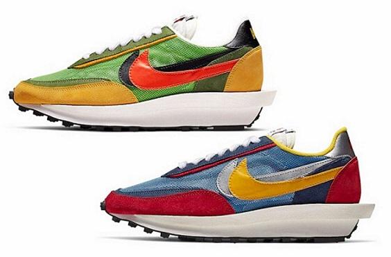 Nike Sacai Waffle 2019