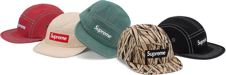 Supreme Drops - Field camp cap