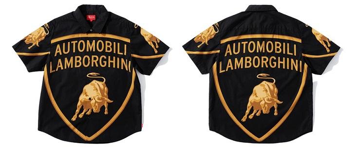 Supreme Lamborghini SS Shirt
