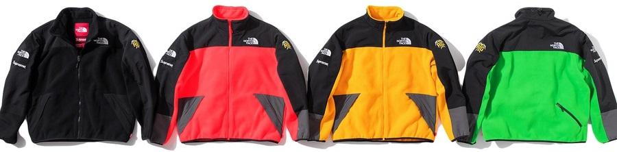 Supreme The North Face RTG Fleece Jacket SS20