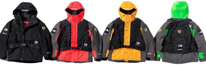 Supreme The North Face RTG Jacket Vest SS20