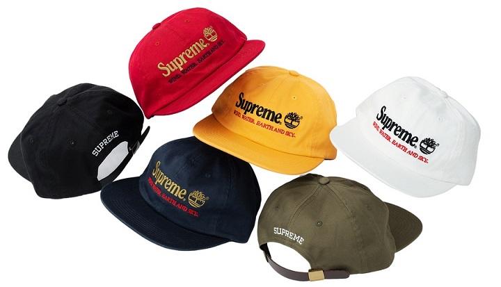 Supreme Timberland Cap