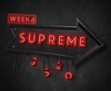 Supreme Week 4 Rammellzee Collab