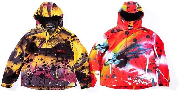 Supreme Week 4 Rammellzee GoreTex Jacket