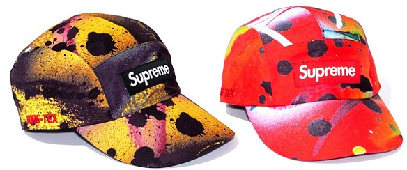 Supreme Week 4 Rammellzee Hat