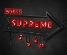 Week 3 Supreme The North Face SS20