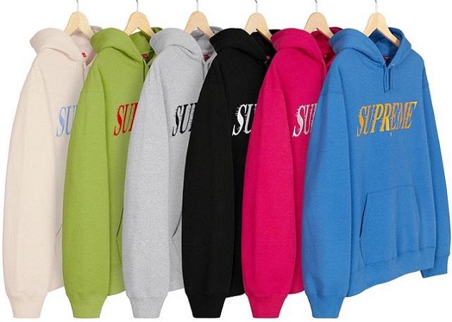 Crossover hoodie - Supreme Tees Supreme Spring Tees Week 8