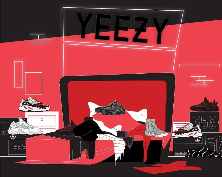 How to wear Yeezys - all of them