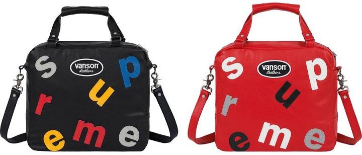 Letters Bag - Supreme Hoodie