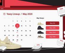 New Yeezy Sneakers